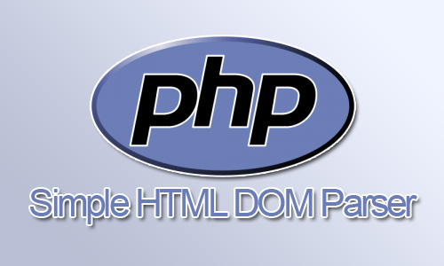 PHP Simple HTML DOM Parser Script